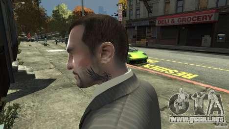 Johnny Klebitz para GTA 4 segundos de pantalla