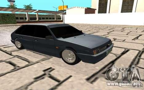 VAZ 2109 v. 2 para GTA San Andreas