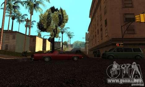 Grove Street para GTA San Andreas sexta pantalla
