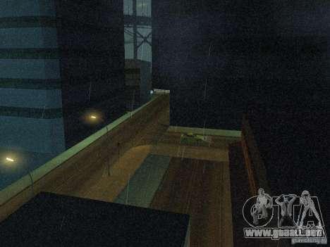 Happy Island 1.0 para GTA San Andreas quinta pantalla