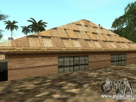 Nueva casa CJ para GTA San Andreas tercera pantalla