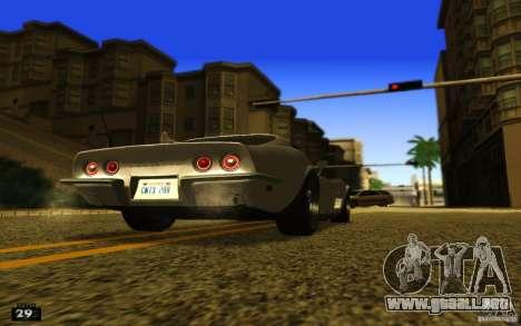 ENBSeries HD para GTA San Andreas novena de pantalla