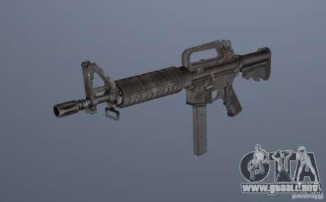 Grims weapon pack3 para GTA San Andreas décimo de pantalla