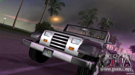 VC Camera Hack v3.0c para GTA Vice City segunda pantalla