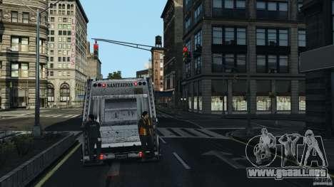 FAKES ENB Realistic 2012 para GTA 4 adelante de pantalla