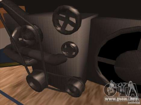 MAN SL200 Exclusive v.1.00 para vista lateral GTA San Andreas