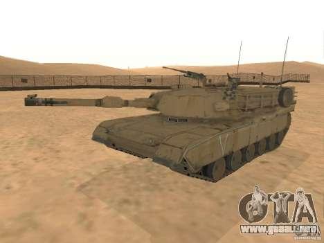 Abrams M1A2 para GTA San Andreas