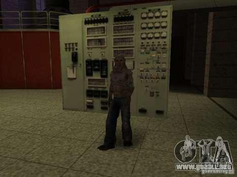 Controlador de S.T.A.L.K.E.R. para GTA San Andreas