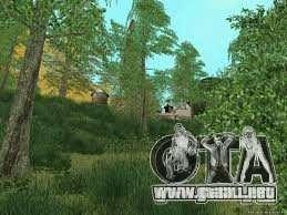 Project Oblivion 2010 For Low PC V2 para GTA San Andreas quinta pantalla