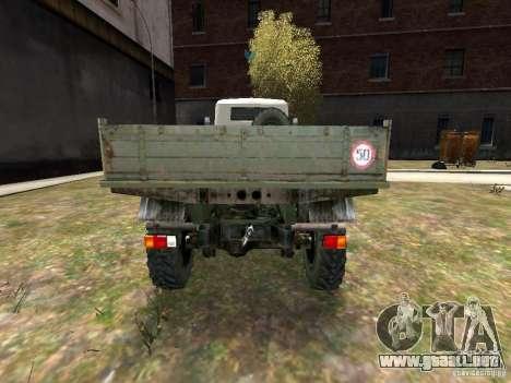 ZIL 131 para GTA 4 visión correcta