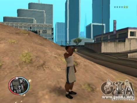 DRUNK MOD para GTA San Andreas