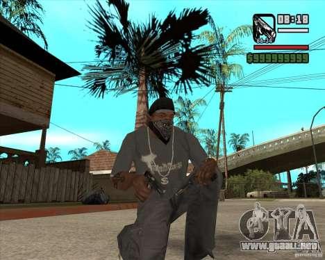 Pak armas de Fallout New Vegas para GTA San Andreas tercera pantalla
