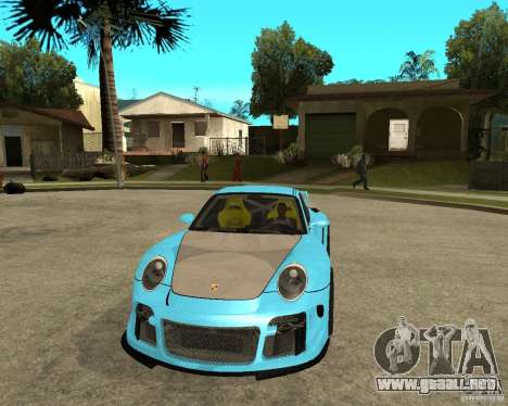 Porsche 911 Turbo Grip Tuning para GTA San Andreas