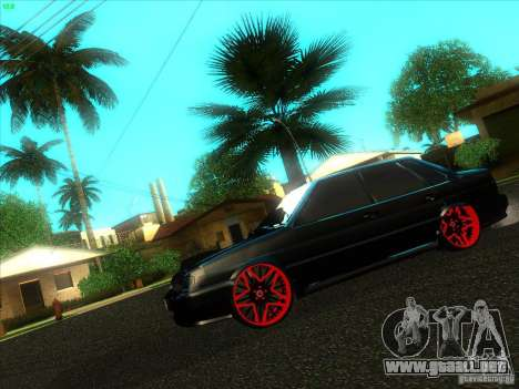 VAZ 2115 Devil Tuning para GTA San Andreas left