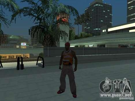 Skins Collection para GTA San Andreas séptima pantalla
