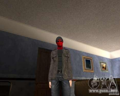Spider Man para GTA San Andreas
