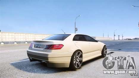 Schafter2 Sedan para GTA 4 left