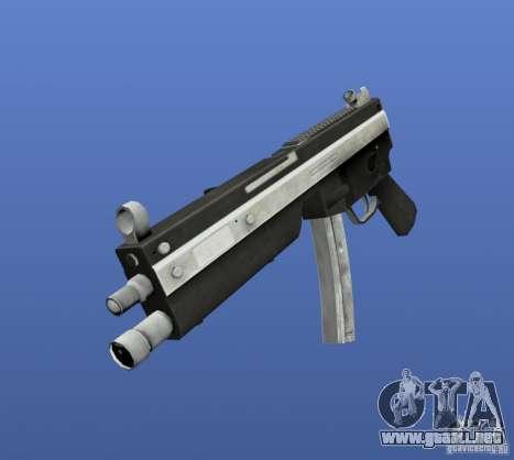 Mega Gun Pack (Chrom) para GTA 4 novena de pantalla