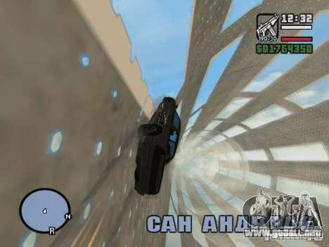 Krant race v2 para GTA San Andreas tercera pantalla