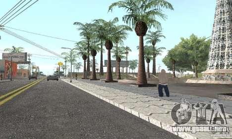 Grove Street 2012 V1.0 para GTA San Andreas sexta pantalla