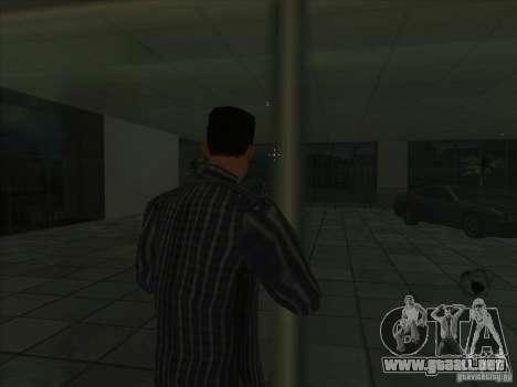 Agujeros de las balas para GTA San Andreas segunda pantalla