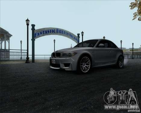 ENBSeries by slavheg v3 para GTA San Andreas quinta pantalla