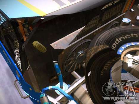 Ickler Jimco Buggy para vista lateral GTA San Andreas
