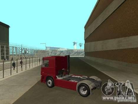 Mercedes Actros Tracteur 3241 para GTA San Andreas left