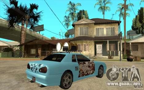Elegy Rost Style para la visión correcta GTA San Andreas
