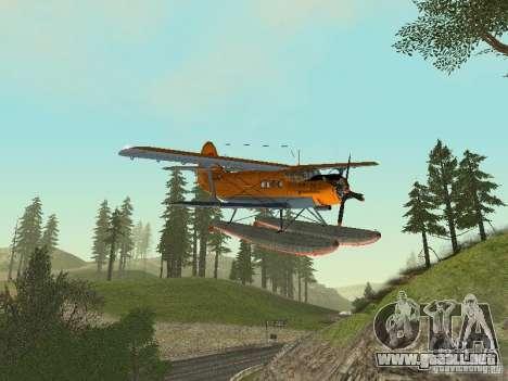 An-2V para la visión correcta GTA San Andreas