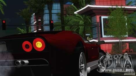 Bullet GT from TBOGT para la visión correcta GTA San Andreas