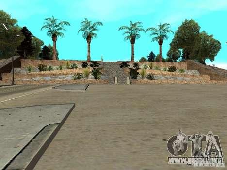 Montaña de piedra para GTA San Andreas