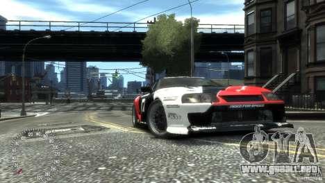 Toyota Supra Fredric Aasbo para GTA 4 visión correcta