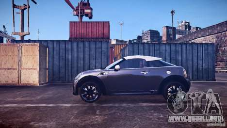 Mini Coupe Concept v0.5 para GTA 4 left