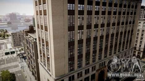 Realistic ENBSeries By batter para GTA 4 tercera pantalla