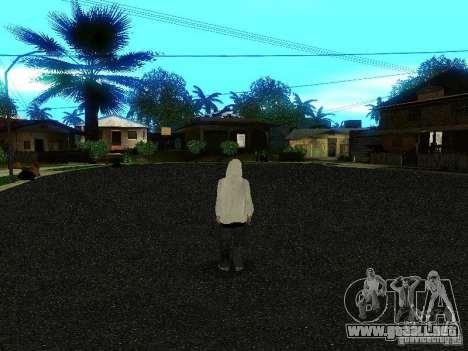 New ColorMod Realistic para GTA San Andreas sucesivamente de pantalla