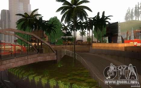 Vegetación perfecta v. 2 para GTA San Andreas