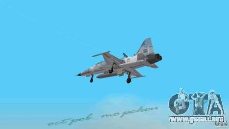 US Air Force para GTA Vice City left