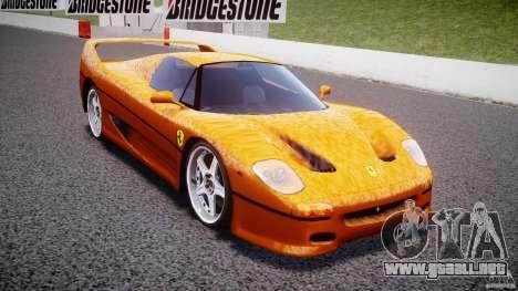 Ferrari F50 para GTA 4