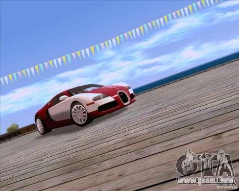 ENBSeries by Sankalol para GTA San Andreas novena de pantalla
