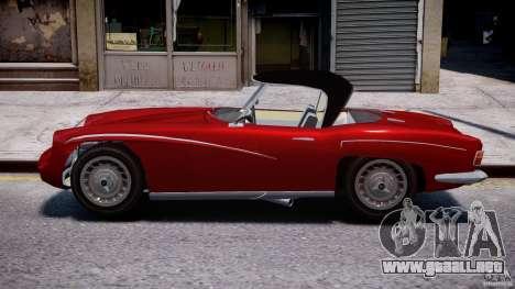 FSO Syrena Sport 1960 para GTA 4 left