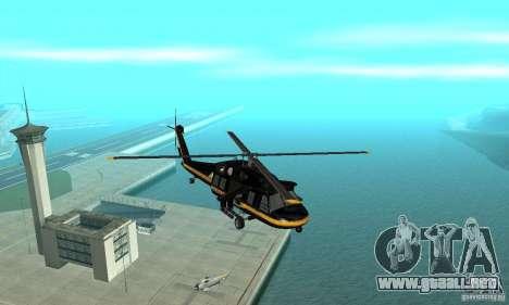 Annihilator para visión interna GTA San Andreas