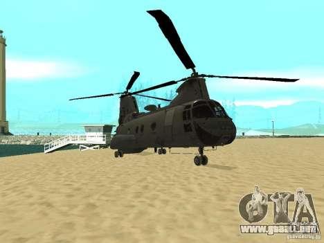 Helicóptero Leviathan para GTA San Andreas left