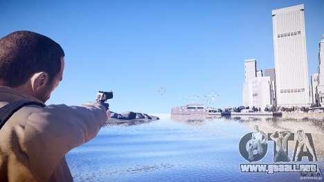 Nuevo Deagle para GTA 4 segundos de pantalla
