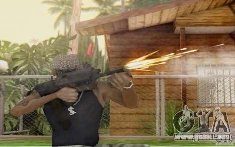 Saiga 12 c de Warface para GTA San Andreas