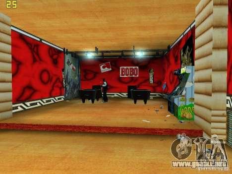 New Bar Ganton v.1.0 para GTA San Andreas quinta pantalla