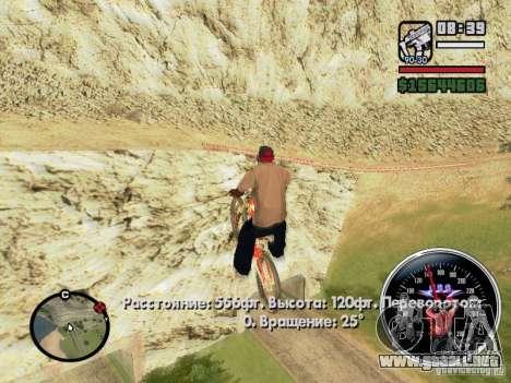 Speed Udo para GTA San Andreas séptima pantalla
