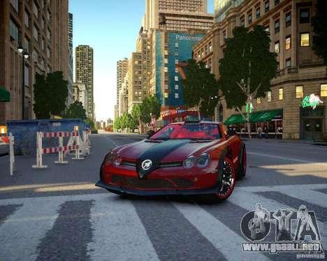 iCEnhancer 2.1 Final para GTA 4 novena de pantalla