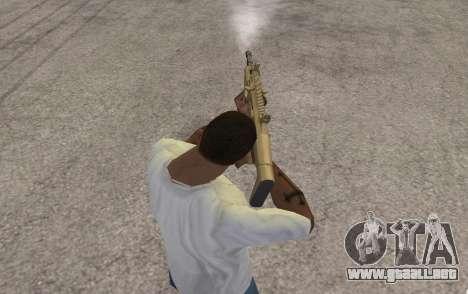 MSBS Radon para GTA San Andreas tercera pantalla