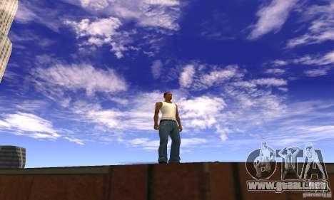 Sunshine ENB Series by Recaro para GTA San Andreas segunda pantalla
